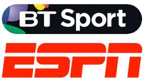 bt SPORTS  ESPN HD free streaming
